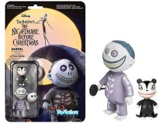 "The Nightmare Before Christmas 3.75"" ReAction Retro Action Figure - Barrel with Scary Teddy"