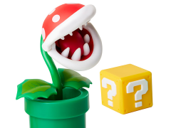"World of Nintendo 4"" Piranha Plant Figure"