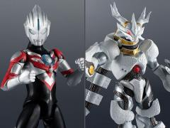Ultraman ChoDo Orb Orb Origin & Galactron Exclusive Set