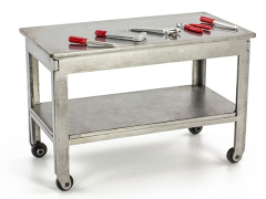 Metal Series UBM-01 Metal Table