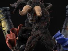 Berserk HQS Plus Guts & Griffith Vs. Zodd Limited Edition Statue