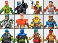 G.I. Joe The Final Twelve GI Joe Club 2018 Exclusive Set of 12 Figures