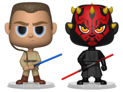 Star Wars Vynl. Obi-Wan Kenobi + Darth Maul