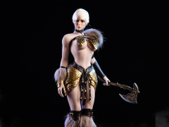 Dragon Female Warrior Armor (Edition B) 1/6 Scale Accessory Set