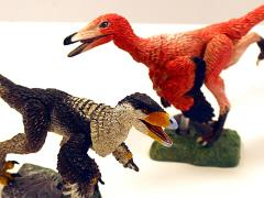 Beasts of the Mesozoic: Raptor Series Western Two-Pack
