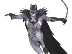Batman Black and White Limited Edition Statue (Kenneth Rocafort)