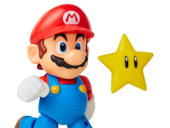 "World of Nintendo 4"" Super Mario Figure"