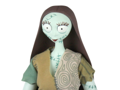 The Nightmare Before Christmas Sally With Cauldron Deluxe Coffin Doll