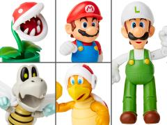 "World of Nintendo 4"" Wave 14 Set of 5 Figures"