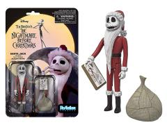 "The Nightmare Before Christmas 3.75"" ReAction Retro Action Figure - Santa Jack"