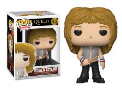 Pop! Rocks: Queen - Roger Taylor