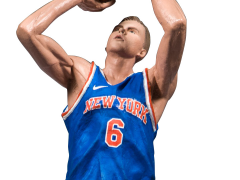 NBA Sportspicks 2K19 Kristaps Porzingis (New York Knicks)