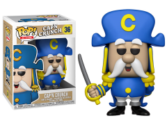 Pop! Ad Icons: Cap'N Crunch - Cap'N Crunch