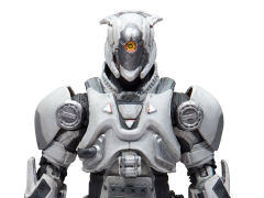 Destiny Vault of Glass Titan (Chatterwhite Shader) Action Figure