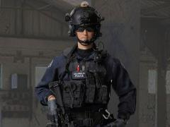 LAPD SWAT Police Officer 1/6 Scale Figure