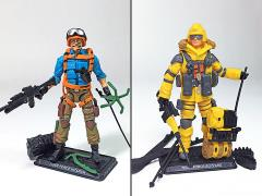 GI Joe The Final Twelve Hit & Run & Blizzard GI Joe Club 2018 Exclusive Set
