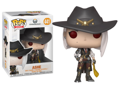 Pop! Games: Overwatch - Ashe