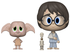 Harry Potter Vynl. Dobby + Harry Potter