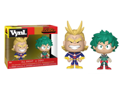 My Hero Academia Vynl. All Might + Deku