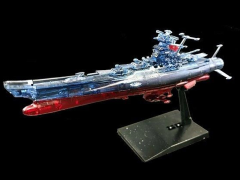 Space Battleship Yamato 2202: Warriors of Love Vol. 7 Exclusive Blu-Ray (With Bonus Model Kit)