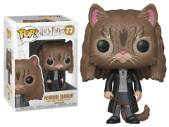Pop! Movies: Harry Potter - Hermione Granger (As Cat)
