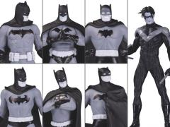 Batman Black and White Mini Figure Box Set #1