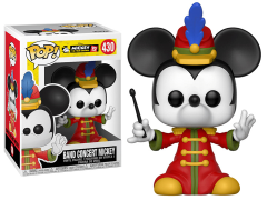 Pop! Disney: Mickey's 90th Anniversary - Band Concert Mickey