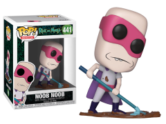 Pop! Animation: Rick and Morty - Noob Noob