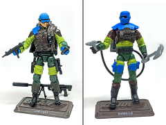 G.I. Joe The Final Twelve Low-Light & Barbecue GI Joe Club 2018 Exclusive Set