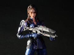 Mass Effect Play Arts Kai Ashley Williams