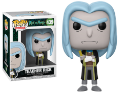 Pop! Animation: Rick and Morty - Teacher Rick
