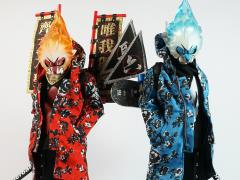 Street Mask Kong & Sixx 1/6 Scale Limited Edition Figure Two-Pack