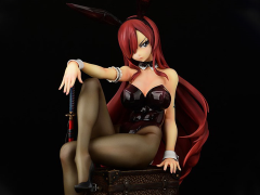 Fairy Tail Erza Scarlet (Bunny Girl Style) 1/6 Scale Figure
