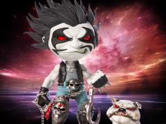 DC Comics Mini Co. Heroes Lobo and Dawg