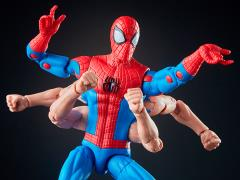 Spider-Man Marvel Legends Six Arm Spider-Man