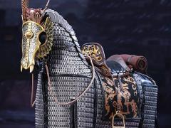 Jurchen Jin Dynasty Iron Pagoda War Horse 1/6 Scale Figure