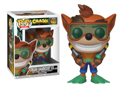 Pop! Games: Crash Bandicoot - Crash Bandicoot (Scuba Gear)