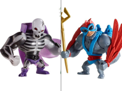 Masters of the Universe Minis Stratos & Scare Glow