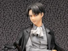 Attack on Titan Levi (Color) 1/3 Scale Bust