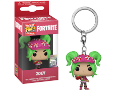 Pocket Pop! Keychain: Fortnite - Zoey
