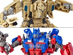 Transformers Studio Series Voyager Wave 5 Set of 2 Figures