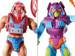 Masters of the Universe Classics Rotar Vs. Twistoid Two Pack SDCC 2015 Exclusive