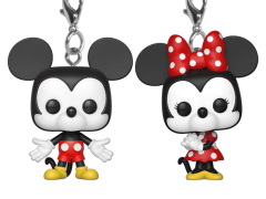 Pocket Pop! Keychain Disney: Mickey & Minnie Two-Pack