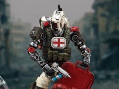 War of Order WOO In Pocket Medic 1/18 Scale Figure