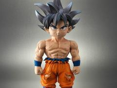 Dragon Ball Super Retro Sofubi Collection Ultra Instinct -Sign- Goku Exclusive