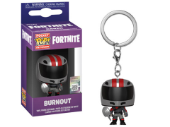 Pocket Pop! Keychain: Fortnite - Burnout