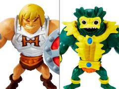 Masters of the Universe Minis Battle Armor He-Man & Mer-Man
