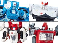 Transformers War for Cybertron: Siege Deluxe Wave 2 Set of 4 Figures