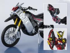 Kamen Rider S.H.Figuarts Ride Striker With Zikan Girade & Zikan Zax Set