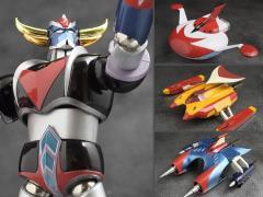 UFO Robot Grendizer Dynamite Action! Grendizer & Spazer Set